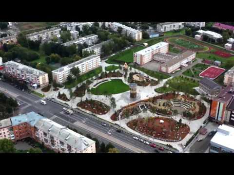 В Кемерове открыли Парк ангелов