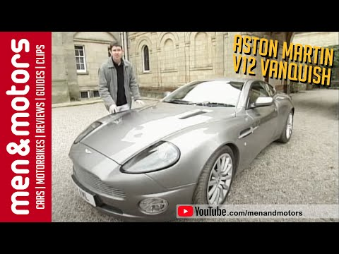 Dream Deals: Aston Martin Vanquish V12 Review