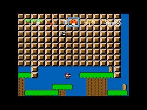 Super Mario Bros World TAS Pt. 1