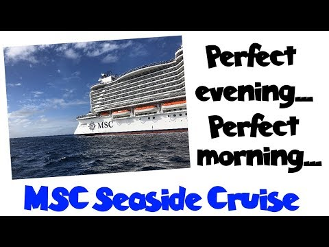 70's Night on the MSC Seaside & Arriving in Mexico! Cruise Vacation Vlog [ep17]