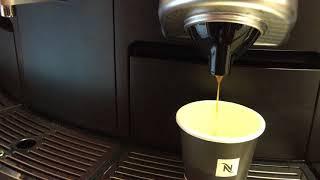 2017 Nespresso vending machine