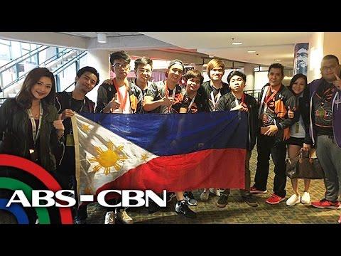 TV Patrol: Mga Pinoy na manlalaro ng DOTA 2, wagi ng P20-M