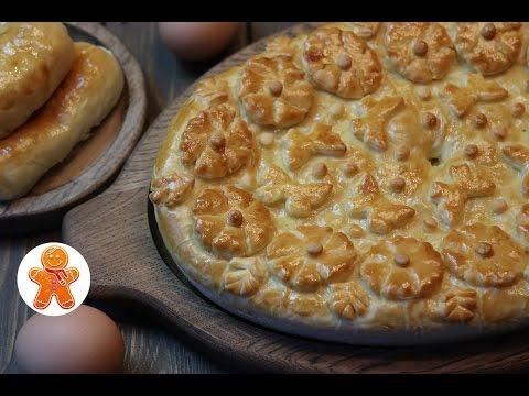 Нежнейший заливной пирог с капустой рецепт с фотографиями