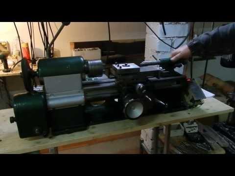 Токарный станок ТВ-1602