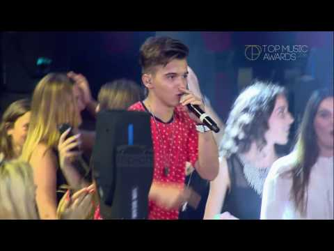 Top Music Awards 2016, Kida, Mozzik, Getinjo, Endri - Top Channel Albania - Entertainment Show