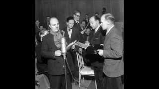 KAUKAINEN YSTÄVÄ, Eero Väre ja Dallapé-orkesteri v.1942
