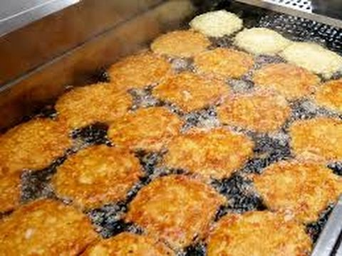 Germany Street Food   Amazing Street Foods In Germany New 2017