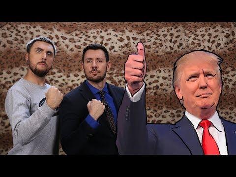 +100500 – Дональд Трамп в Переходе