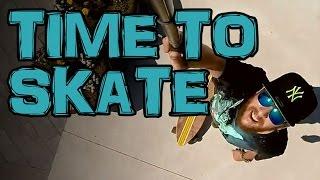Time to Skate - Devonport Cruising