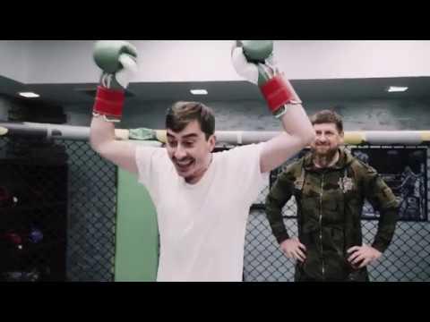"""Боксерский бой блогеров """"Серго"""" и Литвина"""
