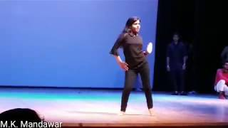 Beautiful Dance by MITRCian Girl Student