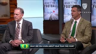Mark Dantonio, Mario Cristobal preview 2018 Redbox Bowl before Ducks and Spartans meet in Santa...