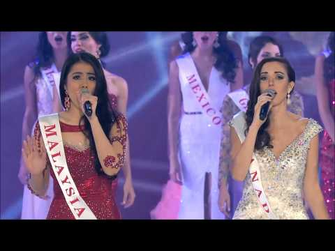 MISS WOLD 2014 - YOU RAISE ME UP