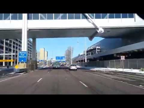 Relaxing Drive to Mall of America & MSP Airport