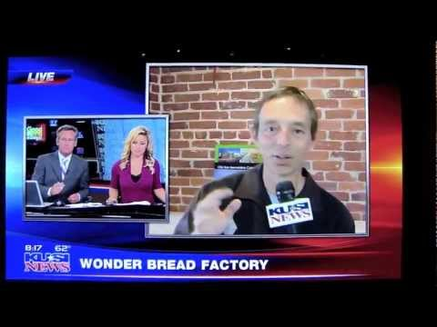 San Diego *Wonder Bread Building* Gets Eco-frendly Renovation