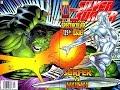 Hulk vs. Silver Surfer