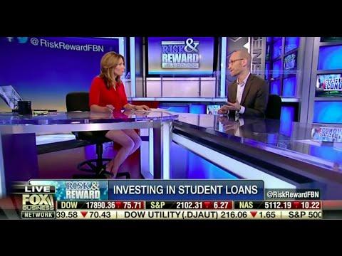 """Fox Business """"Risk & Reward"""" Interview with CommonBond CEO David Klein"""