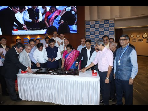 Video Highlights of 143rd Foundation Day Celebration of BSE