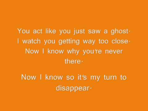 Fefe Dobson - ghost + lyrics on screen & in description