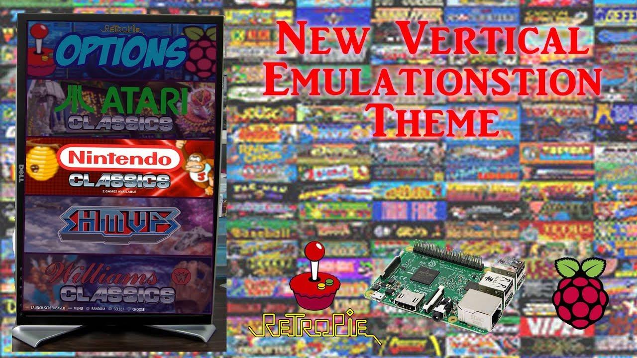 emulation station pc games