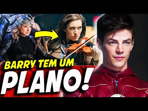 A PRÓXIMA VÍTIMA DE DEVOE! THE FLASH 4X14