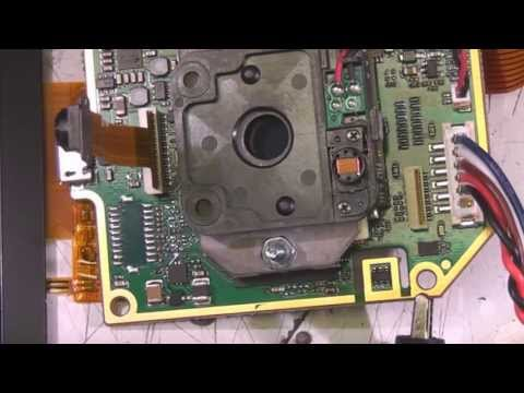 FLIR E4 Thermal Imaging Camera teardown