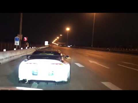 Crazy 1500HP Twin TURBO Supra GOING AGAINST Veyron SUPERCARS