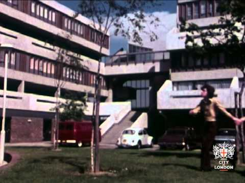 Living at Thamesmead, 1974