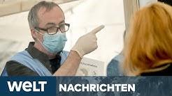 NEWS IM STREAM: Deutschland debattiert Corona-Maßnahmen -  Reicht es mit der Disziplin?