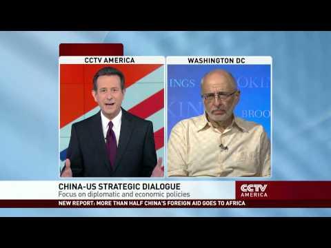 Jonathan Pollack talks China-U.S. Strategic and Economic Dialogue