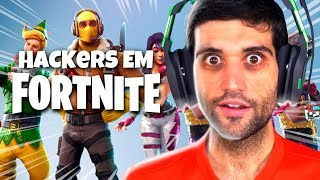 The greatest HACKS of Fortnite, it is very ABSURD