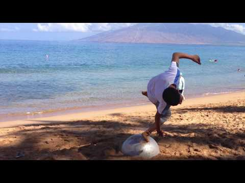 Maui, Hawaii Insane Freerunning Holiday