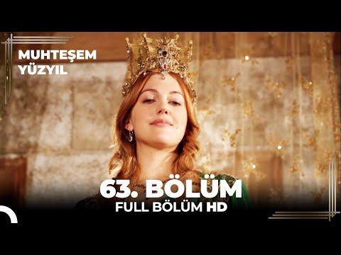 Muhteşem Yüzyıl - 63.Bölüm -  (HD) (Sezon Finali)