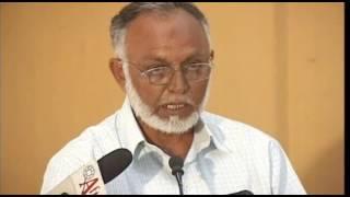 Paper presentation by Zaheer siddiqui on theory of nationalism : Maulana Abul Kalam Azad