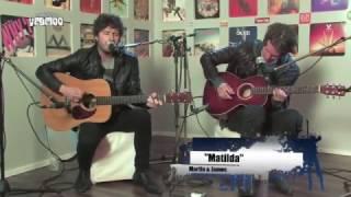 Martin and James - Matilda