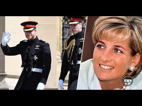 Everyone Missed It! Prince Harry Honored His Mother Princess Diana During Wedding In Beautiful Way