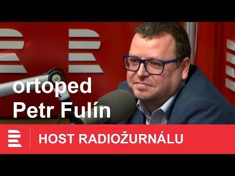 Ortoped Petr Fulín: Největší satisfakcí je spokojený pacient