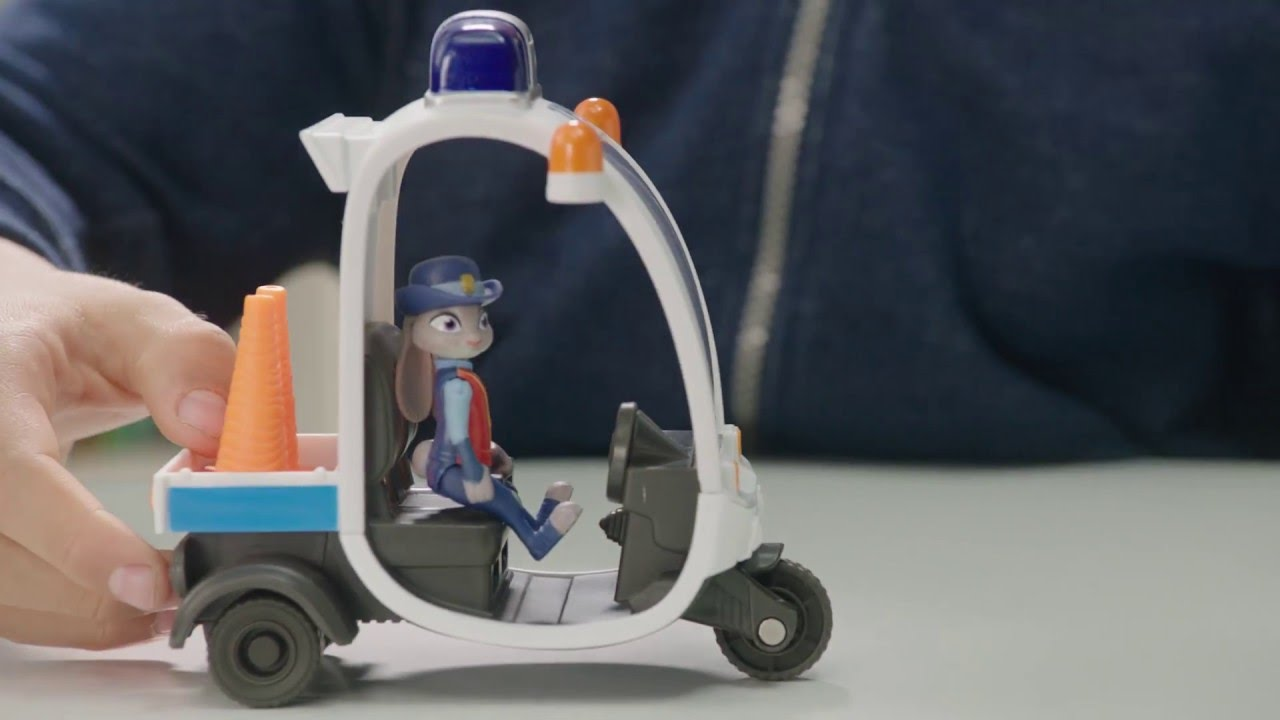 zootopia meter maid vehicle youtube. Black Bedroom Furniture Sets. Home Design Ideas