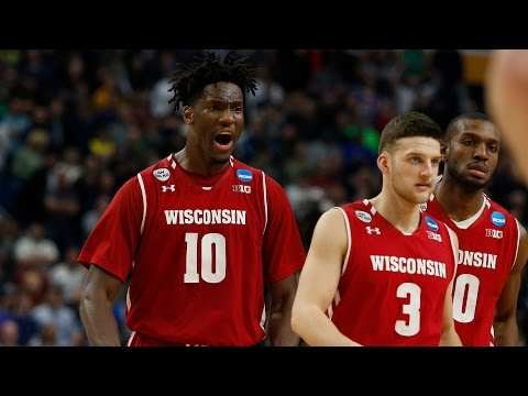 Wisconsin vs. Villanova: Final Minutes as Badgers Upend Defending Champs!