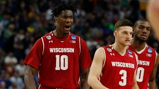 Wisconsin vs. Villanova: Final Minutes as Badgers Upend Defending Champs!