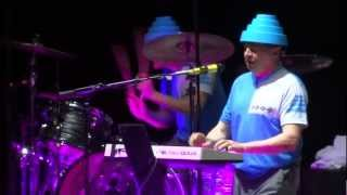 Devo - Girl U Want / Whip it - Live in Sydney 2012 (Multi-Camera edit)