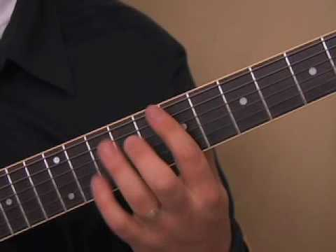 Super Easy Beginner Electric Guitar Song - American Woman - Main Riff -