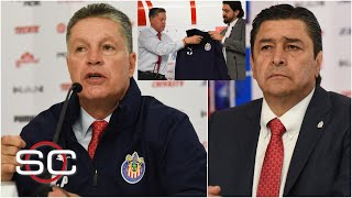 Chivas presentó a Ricardo Peláez y él ¡ya tomó su primera decisión! | SportsCenter