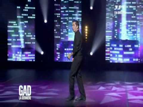 Gad El Maleh - Le chat ne sert à rien poster