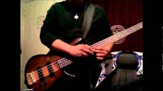 Lost Keys (Blame Hofmann) - BASS COVER