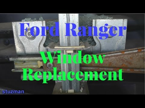 Ford Ranger Window Replacement