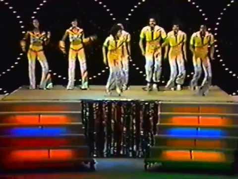 "The Sylvers ""Disco Showdown"" U.S. TV 12/77"
