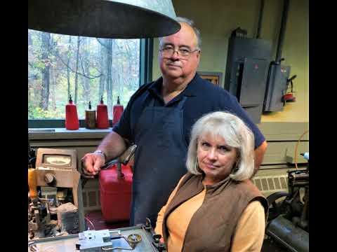 Michael & Winifred Bixler on Letterpress Printing and Monotype