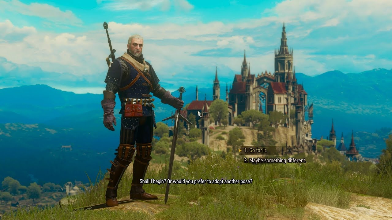 Download The Witcher Critique - The Beginning of a Monster