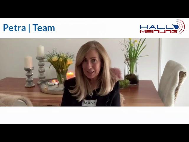 Petra vom Hallo-Meinung-Team mit aktuellen Infos [07/20]